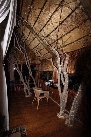 Pezulu Tree House Game Lodge: Camera