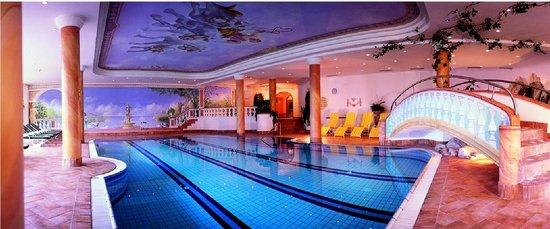 Hotel Residenz Hochland: Hallenbad Pool