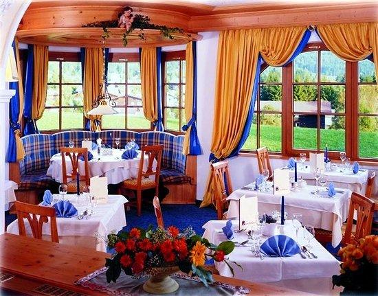 Hotel Residenz Hochland: Restaurant