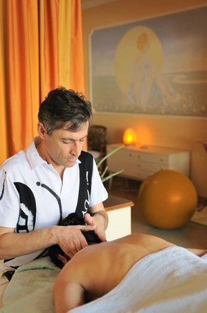 Hotel Residenz Hochland: Massage