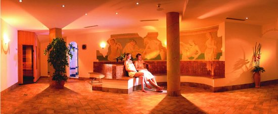 Hotel Residenz Hochland: Sauna