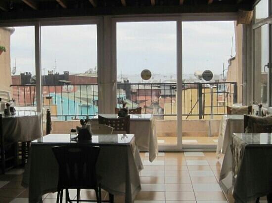 Mystic Hotel: balcony