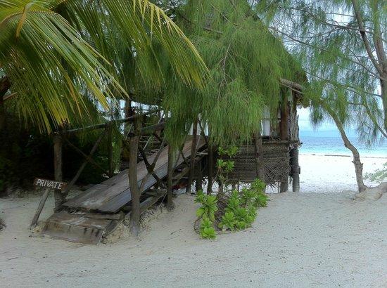 Hakuna Majiwe Beach Lodge: il privè per le cene romantiche :)