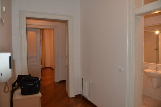 Residence Masna - Prague City Apartments: Corridoio
