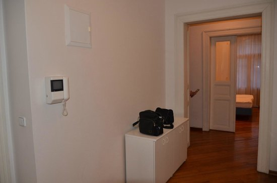 Residence Masna - Prague City Apartments: Ingresso