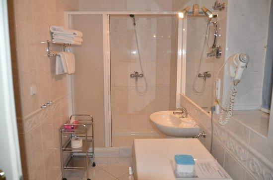 Residence Masna - Prague City Apartments: Doccia ampia
