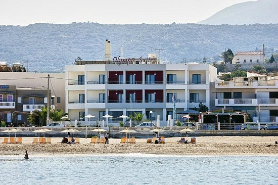 b3ca80f462fa OLYMPIC II - Prices   Hotel Reviews (Rethymnon