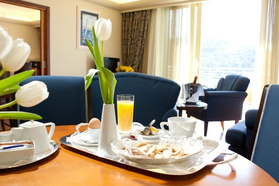 Hotel More: Deluxe suite
