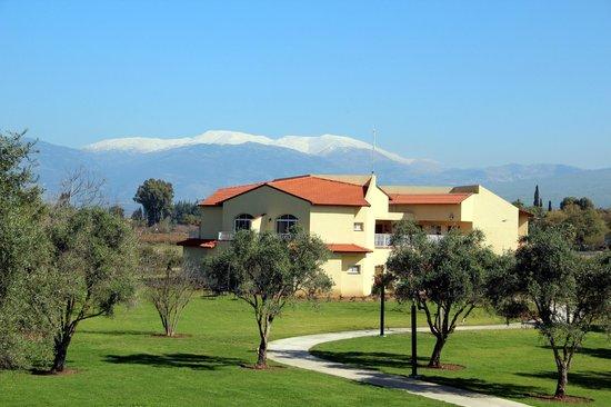 Pastoral Hotel - Kfar Blum: Winter time