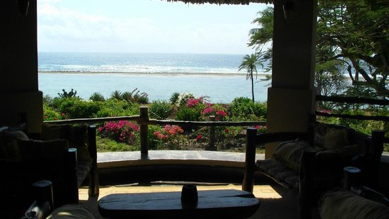 Hillpark Tiwi: Sea view from the Villa
