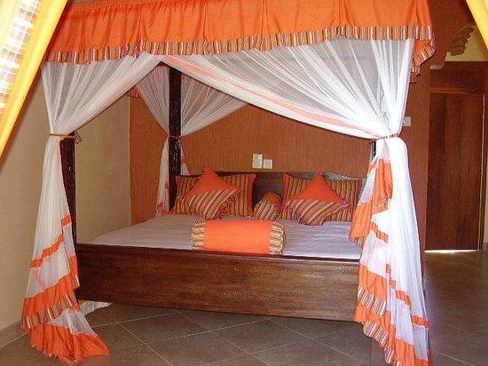 Hillpark Tiwi: Bedroom room