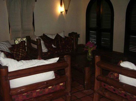Hillpark Tiwi: Lounge
