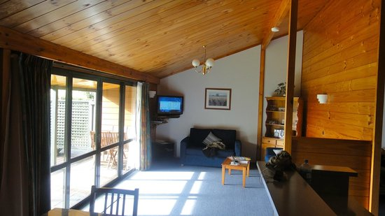 Kaimanawa Lodge: Hall