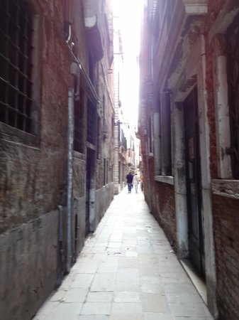 Residenza Ruga Giuffa: rue