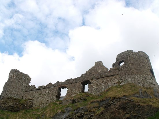 Dunluce Castle: Castelo
