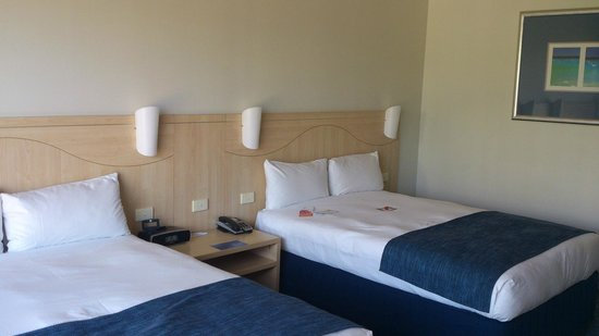 Novotel Wollongong Northbeach: Beds (2 x double beds)
