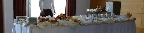 Hotel Timoulay & Spa Agadir : Conference room service