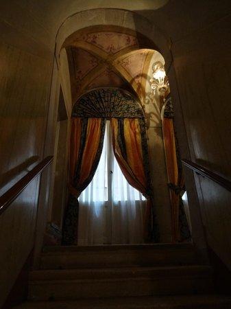 Residenza Ruga Giuffa: dans les escaliers