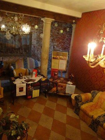 Residenza Ruga Giuffa: Entrée immeuble au RDC
