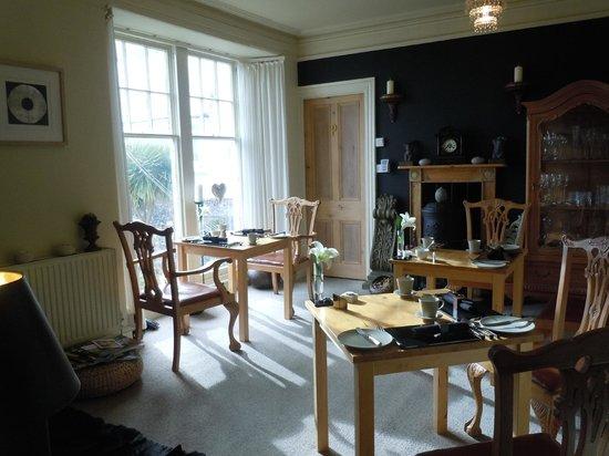Seaforth B&B: Breakfast Room