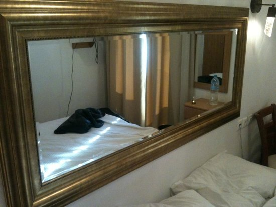 Acropolis Ami Boutique Hotel: μικρο δωματιο