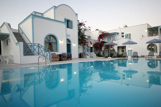 Hotel Maria Preka: Preka Maria's pool