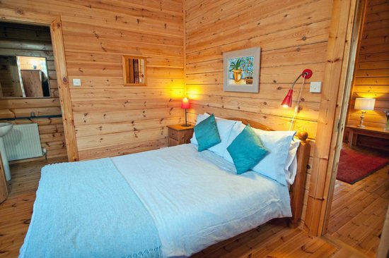 Big Sky Lodges: Rowan Lodge double