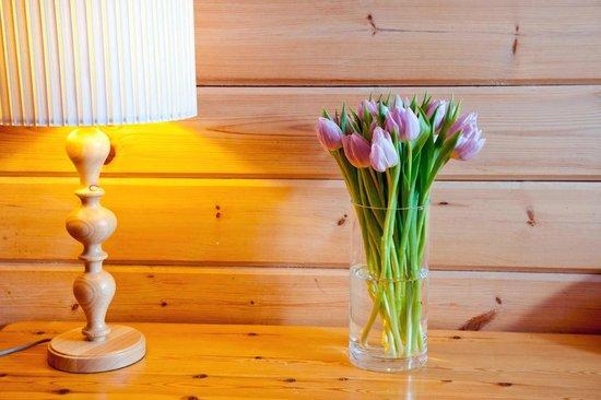 Big Sky Lodges: Tulips