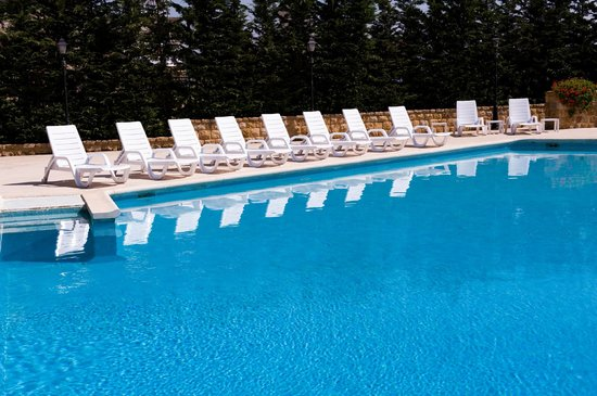 Printania Palace: Outdoor Pool