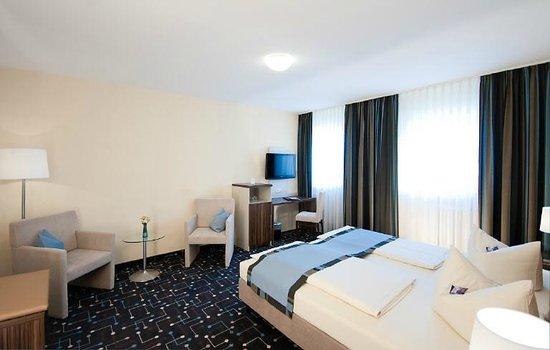 Hotel Königer: Beispiel Doppelzimmer