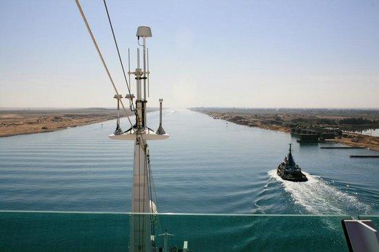Suez Canal: Passage durch den Suezkanal