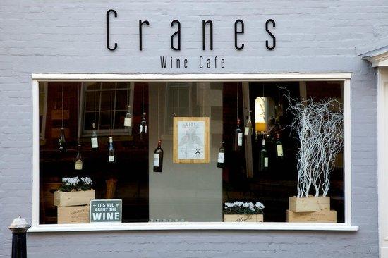 Cranes Wine Cafe