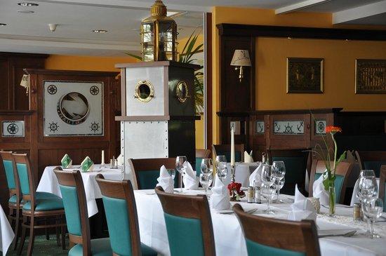 Hotel Nautic: Restaurant