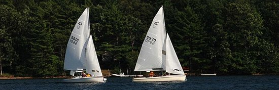 LakeStar Lodge: Sailing