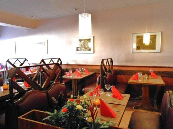 City-Pension Sanader: Restaurant Becerro