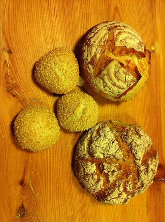 Bake with Maria : My first bread!