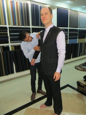 Empire Tailors : Second Fitting