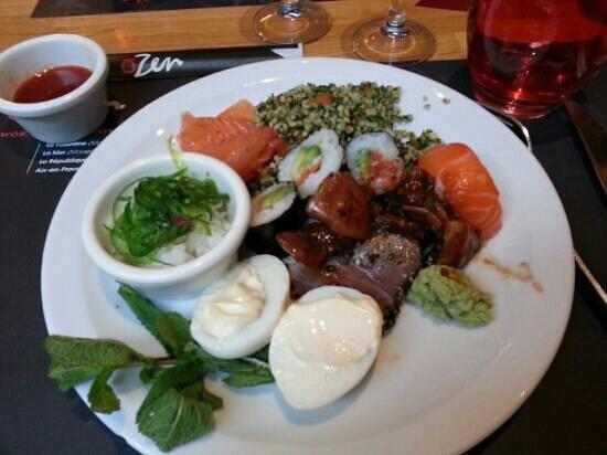 Desserts picture of o zen le passage aix en provence tripadvisor