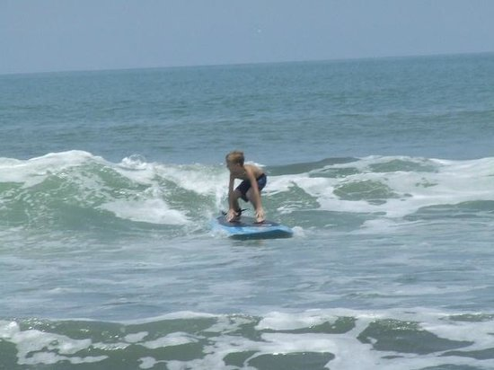 Costa Rica Stand Up Paddle Boarding: Very Proud