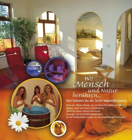 Hotel und Restaurant Köhlerhütte: Wellnesbereich