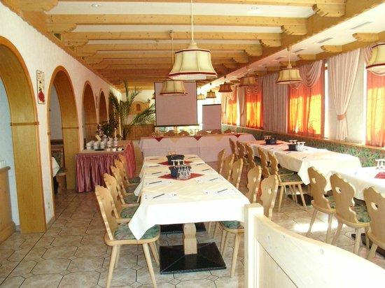 Hotel und Restaurant Köhlerhütte: Prinzensaal als Tagungsraum