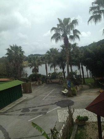 La Colomba: la vista sul lago!