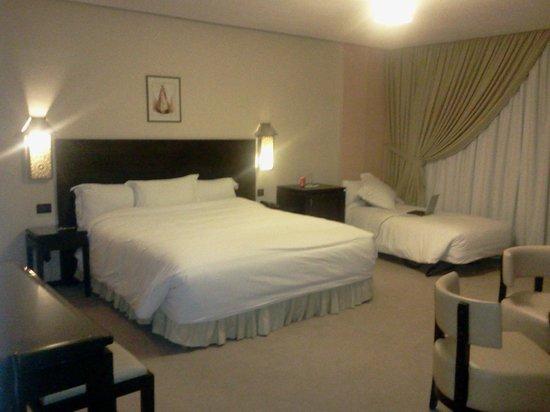 Hotel Almas: Lits