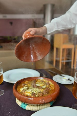 Hotel Timoulay & Spa Agadir: Ask for your tagine