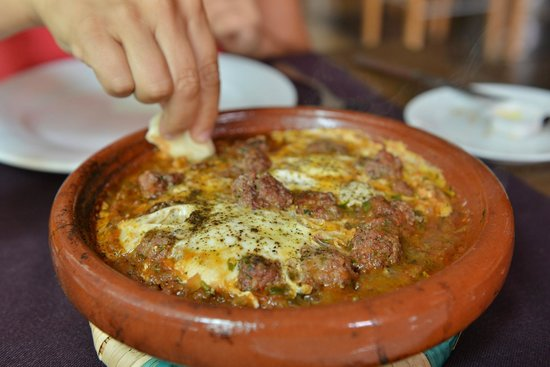 Hotel Timoulay & Spa Agadir: Ask for your tagine..