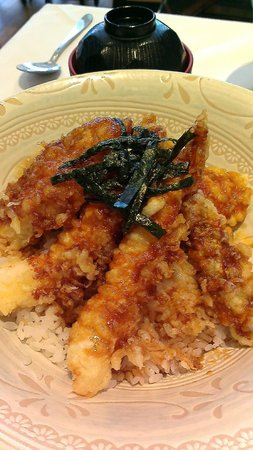 Kyoto Kitchen : Tendon