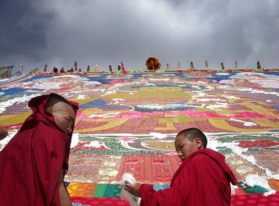 Lhasa Holiday Tours-Lhasa Holiday Private Day Tours: Tibet Festival
