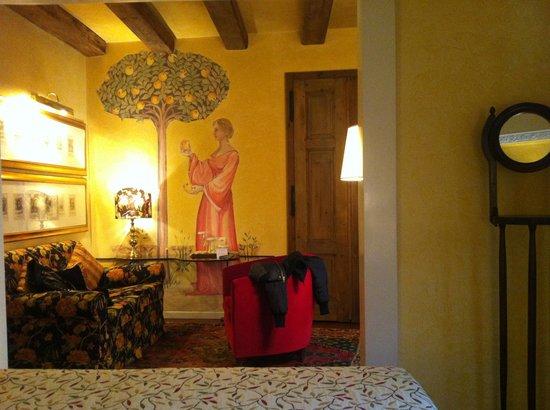 Hotel Gabbia d'Oro: room