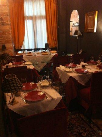 Hotel Gabbia d'Oro: dining
