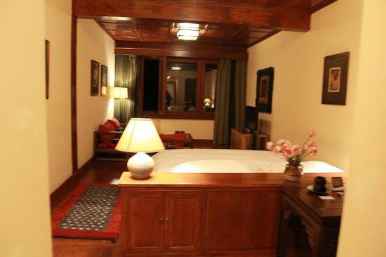 Songtsam Shangri-la (Lugu) Hotel: 溫馨的房間